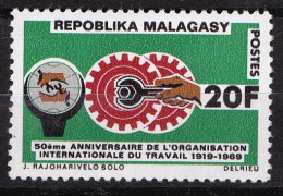 MALAGASY   N° 461  NEUF*INFIME TRACE DE CHARNIERE - Madagaskar (1960-...)