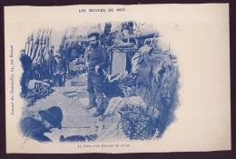 003 - OEUVRES DE MER - Le Pont d�un Bateau de P�che - Journal des Demoiselles