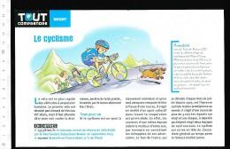 2 Scans / Humour / Sport Cyclime Et Judo / Vélo  // VP 146-1 - Vecchi Documenti
