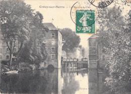 Aisne -02- Crecy Sur Serre  Le Moulin