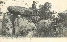 V-15 - 043 : PENMARC'H LE DOLMEN MEGALITHE ARCHEOLOGIE PREHISTOIRE - Penmarch