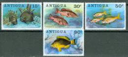 Antigua 1976 Fish MNH** - Lot. 4210 - Antigua Et Barbuda (1981-...)