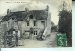 BREVILLE Le Village De L'Eglise - France