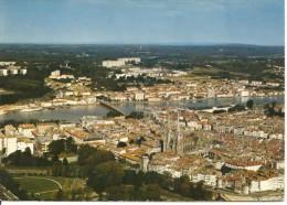 BAYONNE - L'Adour Et Vue Générale - Cap 1322 - Non Circulée - Tbe - Bayonne