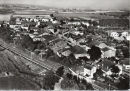 54 HATRIZE - Vue Générale (série En Avion Au Dessus De ...) - Autres Communes