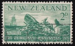NEW ZEALAND - Scott #313 Physeter Macrocephalus (*) / Used Stamp - Gebraucht