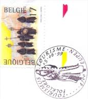 België-  De Reuzen -  FDC's - 5/6/1999  (RM9661) - Holidays & Tourism