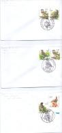 België - André Buzin -  FDC's - 6/5/2000   (RM9701) - Altri