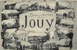 -departements Div - Ref DD29 - Eure Et Loir - Souvenir De Jouy - Carte Multi Vues - Carte Bon Etat - - Jouy