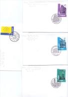 België - Europese Monumentendagen - FDC's - 4/7/1998  (RM9786) - Other