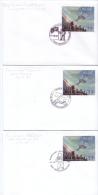 """België - 14e Wereldcongres Van De  """"association Of Space Explorers"""" - FDC's - 17/10/1998  (RM9796) - FDC & Gelegenheidsboekjes"""