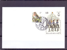 België - 200 Jaar Rijkswacht - Brussel 3/5/1996  (RM9873) - Police - Gendarmerie