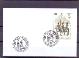 België - 200 Jaar Rijkswacht - Brussel 3/5/1996  (RM9874) - Police - Gendarmerie