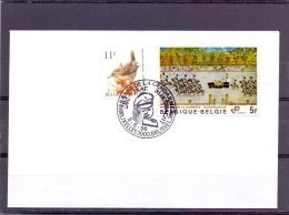 België - 200 Jaar Rijkswacht - Brussel 3/5/1996  (RM9876) - Police - Gendarmerie
