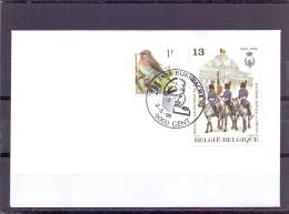 België - 200 Jaar Rijkswacht - Gent 3/5/1996  (RM9877) - Police - Gendarmerie