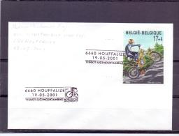 België - Tissot - UCI Mountainbike World Cup - Houffalize 19/5/2001  (RM9893)