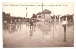 1696. SAINT CYR Au MONT D' OR (Rhône) -- Patinage Du Mont - Cindre (coté ) - PATINAGE - PATINS A GLACE - Otros Municipios