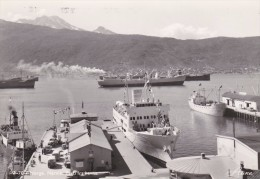 NORVEGE---NORDKAPP---Narvik Parti Fra Havna---voir 2 Scans - Norvegia