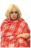 Sexy BRIGITTE BARDOT Actress PIN UP Postcard - Publisher RWP 2003 (100) - Entertainers