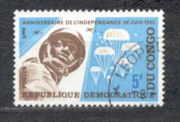 Kongo ( Kinshasa ) 1965 - Michel Nr. 235 O - Dem. Republik Kongo (1964-71)