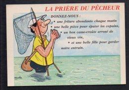 """Illustrateur Dessin - (A) Alexandre / Série :  Prière """"La Prière Du Pêcheur """" - Alexandre"""