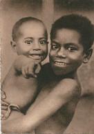 TYPES  OCEANIENS - Deux Petits Freres  Calédoniens - Nouvelle Calédonie