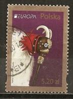 Pologne Poland 2014 Europe Obl - 1944-.... Republic