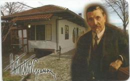 Serbia 2014. Stevan Mokranjac Composer Music 130.000/11.2014 Used Card - Yugoslavia