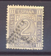02685  -   Espagne :   Yv  115  (o) - Used Stamps