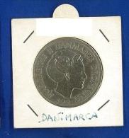 Danimarca Denmark 5 Kroner 1976 QUALITA' SPL Margrethe II - Denmark