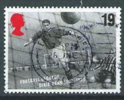 GB 1996 Dixie Dean  19p.  SG 1925 SC 1663 MI 1625 YV 1871 - Used Stamps