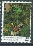 GB 1995 Oak Seedling  25p.  SG 1869 SC 1607 MI 1565 YV 1810 - Used Stamps