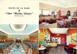 HOTEL DE LA GARE Chez Ma�tre Pierre CHALON SUR SAONE
