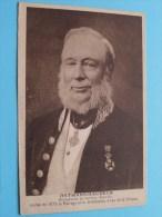 ORTMANS - HAUZEUR Bourgmestre De Verviers 1854-1885 - Anno 19?? ( Zie Foto´s Voor Detail ) ! - Verviers