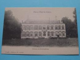 Château De BOEKENBERG - DEURNE ( Sud ) Lez-Anvers ( N° 445 G. Hermans ) Anno 19?? ( Zie Foto´s Voor Detail ) ! - Belgique
