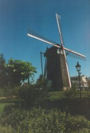 Foto Photo (10 X 15 Cm) Arendonk Arendonck Toremansmolen Molen Moulin - Arendonk