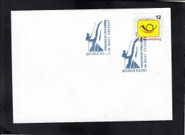 MACEDONIA, SPECIAL CANCEL, 2007, MACEDONIAN CONQUERERS ON MOUNT EVEREST (26/2007) ** - Climbing