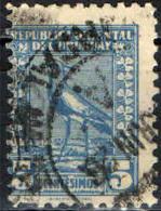 URUGUAY - 1926 - TERU-TERO - CON SCRITTA IMPRENTA NATIONAL - USATO - Uruguay