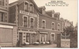 EDEN HOTEL - Rochebonne-Param�