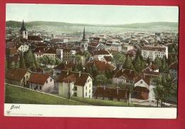 HAU-04  Biel Bienne. Cachet 1909 Pour Berne - BE Berne