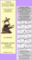 Marque-page °° Salon De La Chasse Du Grand Gibier 2003 Rambouillet  6x21 - Marque-Pages