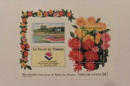 France :Bloc Feuillet Neuf N°16 : Salon Du Timbre 1994 - Nuovi