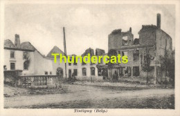 CPA TINTIGNY GUERRE 1914 1918   ALLEMAND NR 176 - Tintigny
