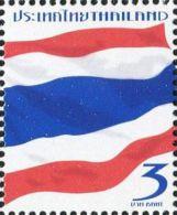 TH0772 Thailand 2010 The Standard Flag 1v MNH - Tailandia