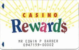 Treasury Casino & Conrad Jupiters Casino Rewards Card Australia - Casino Cards