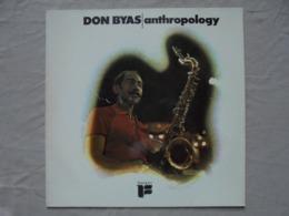 Disque Vinyle 33 T DON BYAS Anthropology 1963 Jazz - Jazz