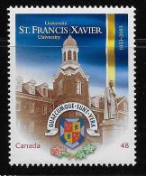 CANADA, 2003, MNH # 1975, ST-FRANCIS-XAVIER  UNIVERSITY - 1952-.... Règne D'Elizabeth II
