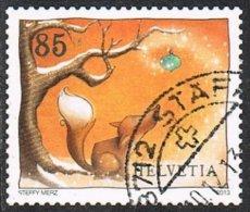 Switzerland 2013 Christmas 85c Good/fine Used - Stamps