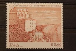 ITALIA USATI 2007 - SACRA DI SAN MICHELE SANT´AMBROGIO TORINO - RIF. G 1173 - 6. 1946-.. Repubblica