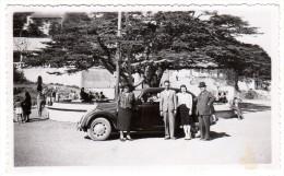 < Automobile Auto Voiture Car >> Belle Photo Originale 8 X 8 Peugeot 202 - Automobiles